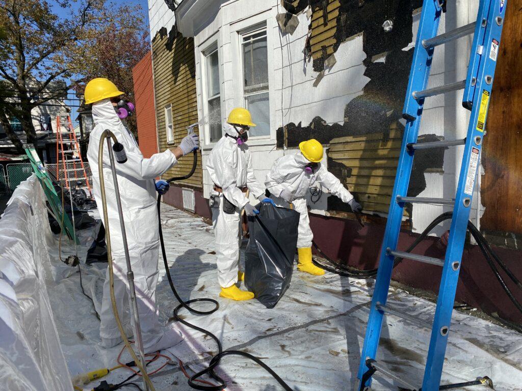 Asbestos Abatement NYC